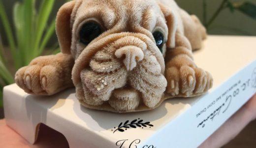 リアル過ぎて食べれない!【J.C.co藝術餐廚】の犬アイスがインスタ映えというよりも芸術!